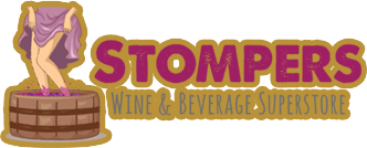 Stompers Wine & Beverage Superstore Logo